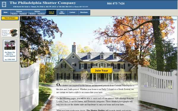 The Philadelphia Shutter Company thumbnail