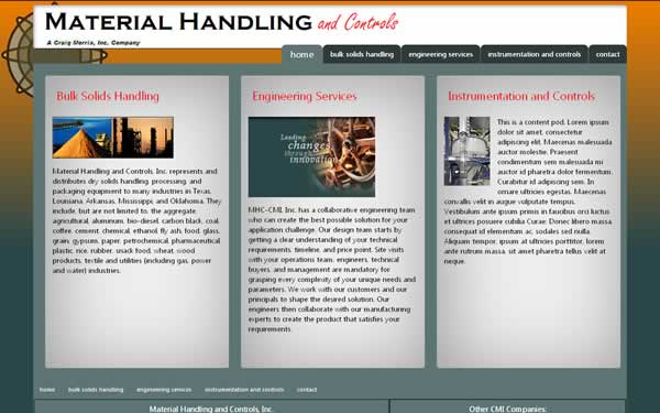 Material Handling and Controls thumbnail